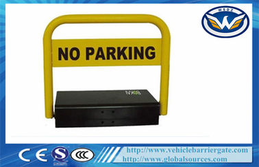 DC 12V Car Parking Locks , Reservation Lock 0.4A Parking Lot Equipment