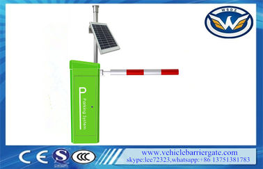 Solar Safety Photocell Vehicle Barrier Gate Arm Automatic Boom Gate Barrier